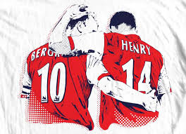 Henry and Bergkamp