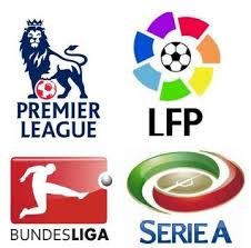League logo's