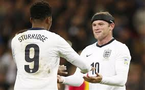 Sturridge and Rooney