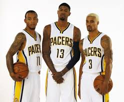 Pacers.