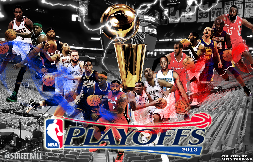 NBA PLAYOFFS 2013 | I Tell Yah.com